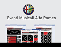 Eventi Musicali Alfa Romeo