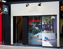 Size? Nike Zoom Janoski Retail