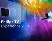 PHILIPS • TV Experience 2014
