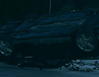Car Crash - VFX shot