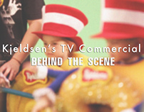[VIDEO] Kjeldsen's籃罐 TVC - Behind the Scene