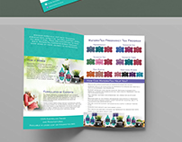MATRANITEA Brochure Design