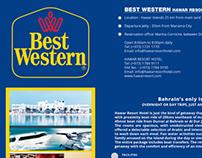 BEST WESTERN HOTELS FACT SHEET