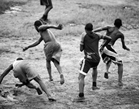 Uganda - A Kampala Football Match