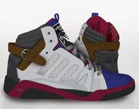 X Men Thematic Sneakers