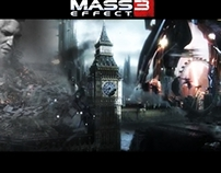 Mass Effect 3 trailer re-scored