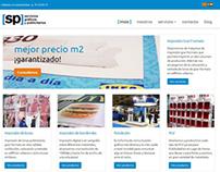 Web SP Servicios Gráficos