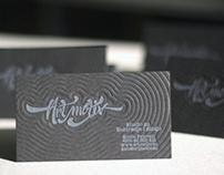 My card.