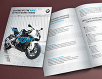 BMW Motorrad (School Work)