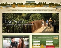 Condo Development Website