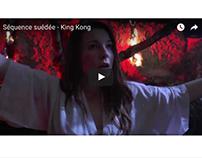 Séquence suédée - King Kong