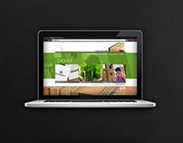 DOVER Design. Web / Fotografía