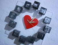 Love clock ... and this is too much love.