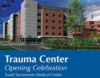 Kaiser Permanente Trauma Center Opening Invite