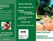 Sonix Entertainment Brochure