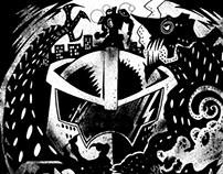Pacific Rim Illustration