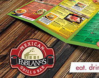 Poblano's Mexican Grill & Bar - Eat, drink, be happy!