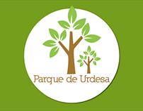 Señalética Parque de Urdesa