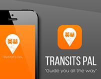 Mobile App - TRANSITS PAL