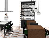 Food Court - B