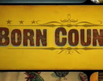 CMT BORN COUNTRY - show package