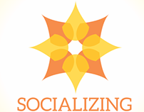 Manual de Identidade Visual | App Socializing