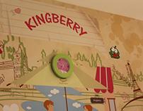Kingberry Frozen Yogurt (RAK)