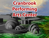 Cranbrook Performing Arts Center with Sha Liu