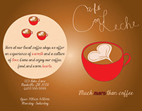 Cafe Con Leche Coffee Shop