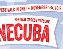 CINECUBA festival express