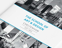 The School of Art and Design - Cheltenham