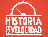 Historia de la Velocidad