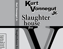 Slaughter house 5 bookcover