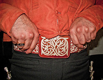 Mariachi Belt Buckles by Michel Leroy PHOTOGRAPHER