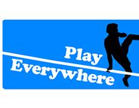 Play Everywhere Logo & Banners