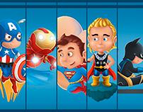 Super H-Kids