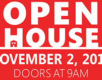 Musicians Institute's Hollywood Blvd. Open House Poster
