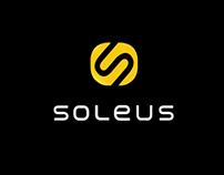 Soleus Logo Animation