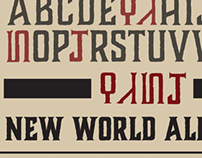 New World Alphabet