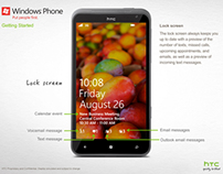 HTC Windows Phone Interactive Sales Launch Guide