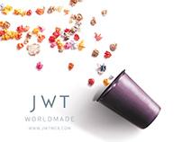 J. Walter Thompson | Corporate Press Ad