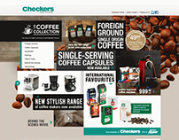 Checkers / The Coffee Collection