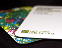 Ultimate Job Board - Business Cards
