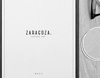 Menú Zaragoza Expresso Bar