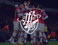 Arsenal FC Logo Rethink & Tattoo