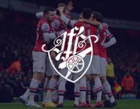 Arsenal FC Logo Rethink & Tattoo