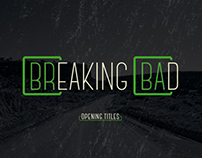 Breaking Bad - Titles