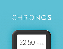 Chronos - Smartwatch UI