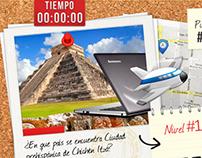 Promoción Navidad Lenovo / Despegar (PM)