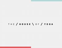 The House of Yoga_rebranding